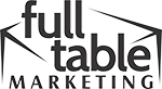 Full Table Marketing Logo