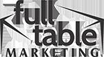 Full Table Marketing Logo